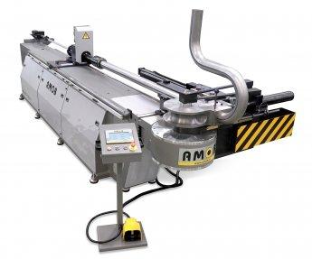 Μοντέλο MDH 90CN1 εξοπλισμένο με ηλεκτρική περιστροφή του σωλήνα και υδραυλική σύσφιξη